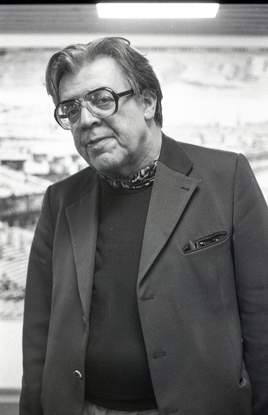 Erich Fried, BBZ, Lützowstraße, März 1984