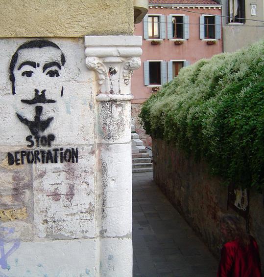 Venedig, September 2005